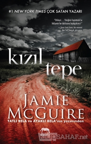 Kızıl Tepe - Jamie McGuire- | Yeni ve İkinci El Ucuz Kitabın Adresi