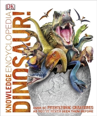 Knowledge Encyclopedia Dinosaur! (Ciltli) - Dorling Kindersley | Yeni