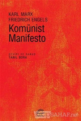 Komünist Manifesto - Friedrich Engels- | Yeni ve İkinci El Ucuz Kitabı