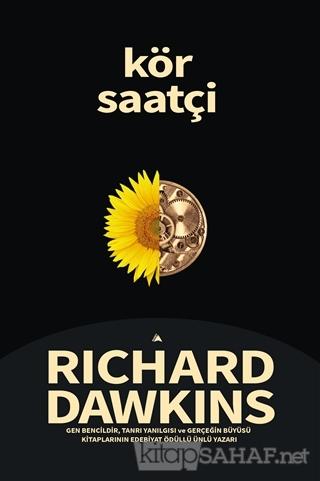 Kör Saatçi (Ciltli) - Richard Dawkins | Yeni ve İkinci El Ucuz Kitabın