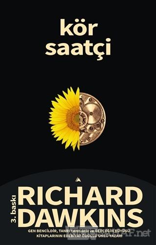 Kör Saatçi - Richard Dawkins-   Yeni ve İkinci El Ucuz Kitabın Adresi