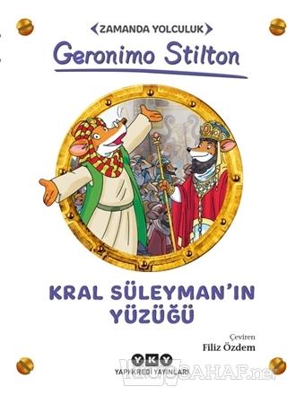 Kral Süleyman'ın Yüzüğü - Geronimo Stilton | Yeni ve İkinci El Ucuz Ki