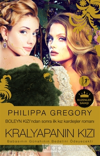 Kralyapanın Kızı - Philippa Gregory-   Yeni ve İkinci El Ucuz Kitabın