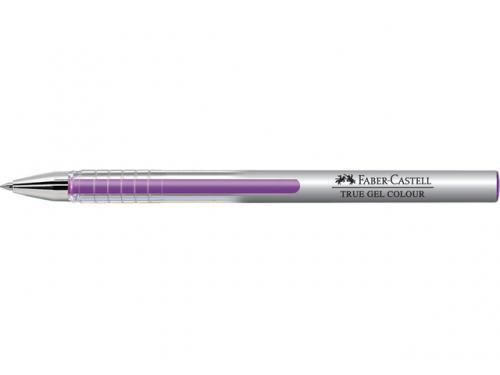 Faber Castell Mor True Gel Colour Tükenmez Kalem - | Yeni ve İkinci El