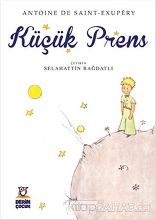 Küçük Prens - Antoine de Saint-Exupery- | Yeni ve İkinci El Ucuz Kitab