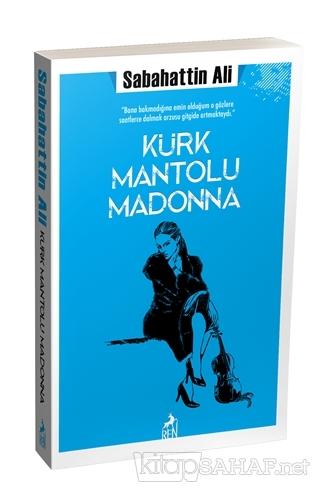 Kürk Mantolu Madonna - Sabahattin Ali   Yeni ve İkinci El Ucuz Kitabın