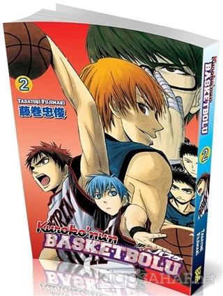 Kuroko'nun Basketbolu 2 - Tadatoşi Fujimaki- | Yeni ve İkinci El Ucuz