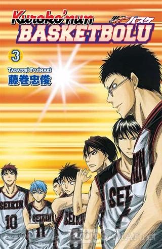 Kuroko'nun Basketbolu 3 - Tadatoşi Fujimaki | Yeni ve İkinci El Ucuz K