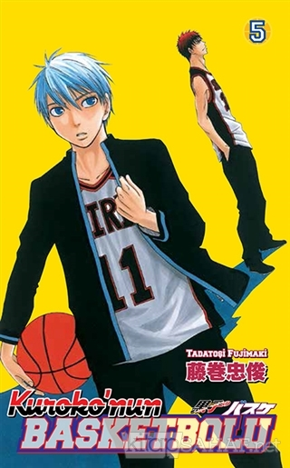 Kuroko'nun Basketbolu 5 - Tadatoşi Fujimaki | Yeni ve İkinci El Ucuz K