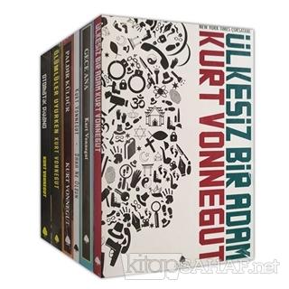 Kurt Vonnegut Seti (6 Kitap Takım) - Kurt Vonnegut | Yeni ve İkinci El