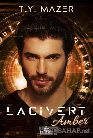 Lacivert - Amber (Ciltli) - T. Y. Mazer | Yeni ve İkinci El Ucuz Kitab