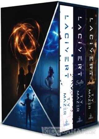 Lacivert Kutulu Seti (3 Kitap Takım) - T. Y. Mazer   Yeni ve İkinci El