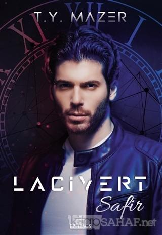 Lacivert: Safir (Poster ve Ayraç Hediyeli) (Ciltli) - T. Y. Mazer | Ye