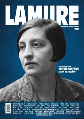 Lamure Dergisi Sayı 11 Mart 2021 - Kolektif   Yeni ve İkinci El Ucuz K