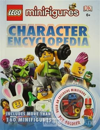 LEGO Minifigures Character Encyclopedia - Daniel Lipkowitz | Yeni ve İ