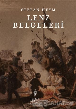 Lenz Belgeleri - Stefan Heym   Yeni ve İkinci El Ucuz Kitabın Adresi