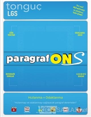LGS Paragrafons - Kolektif | Yeni ve İkinci El Ucuz Kitabın Adresi