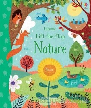 Lift-the-Flap Nature - Jessica Greenwell | Yeni ve İkinci El Ucuz Kita