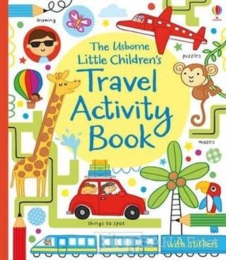 Little Childrens Travel Activity Book - James Maclaine | Yeni ve İkinc