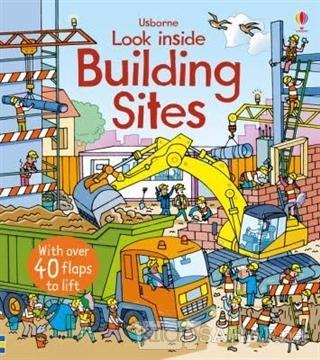 Look Inside a Building Sites (Ciltli) - Kolektif | Yeni ve İkinci El U