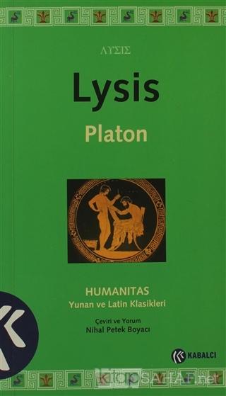 Lysis - Platon (Eflatun) | Yeni ve İkinci El Ucuz Kitabın Adresi