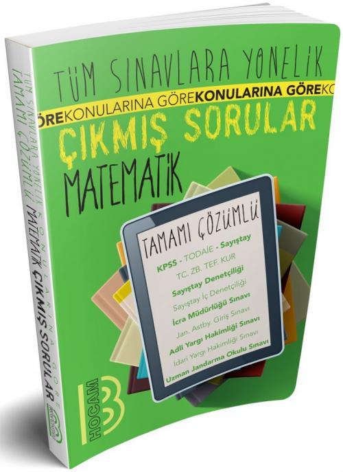 Matematik Çıkmış Sorular - | Yeni ve İkinci El Ucuz Kitabın Adresi