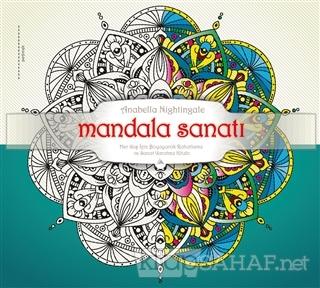 Hint Süsleme Mandala Sanatı - Anabella Nightingale | Yeni ve İkinci El