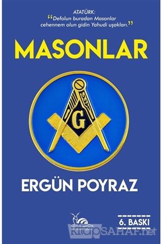 Masonlar - Ergün Poyraz | Yeni ve İkinci El Ucuz Kitabın Adresi