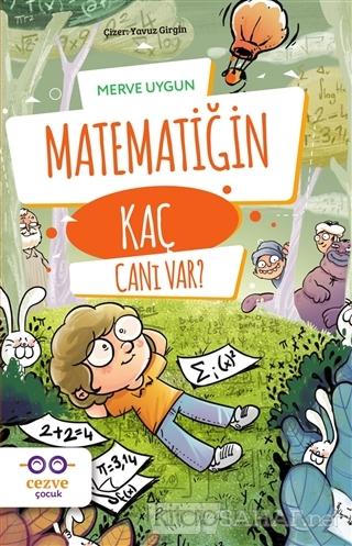 Matematiğin Kaç Canı Var? - Merve Uygun | Yeni ve İkinci El Ucuz Kitab