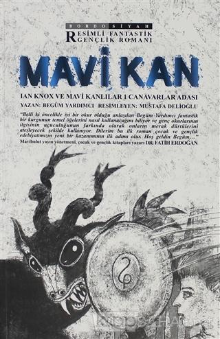 Mavi Kan - Ian Knox   Yeni ve İkinci El Ucuz Kitabın Adresi