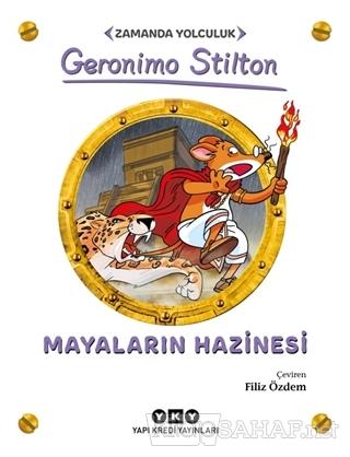 Mayaların Hazinesi - Gerenimo Stilton   Yeni ve İkinci El Ucuz Kitabın