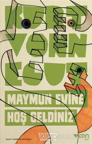 Maymun Evine Hoş Geldiniz - Kurt Vonnegut- | Yeni ve İkinci El Ucuz Ki