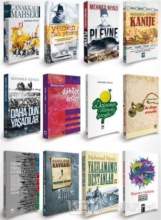 Mehmed Niyazi Romanları Seti (12 Kitap) - Mehmed Niyazi   Yeni ve İkin
