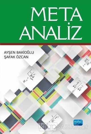 Meta-Analiz - Ayşen Bakioğlu- | Yeni ve İkinci El Ucuz Kitabın Adresi