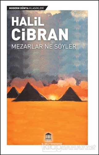 Mezarlar Ne Söyler - Halil Cibran   Yeni ve İkinci El Ucuz Kitabın Adr