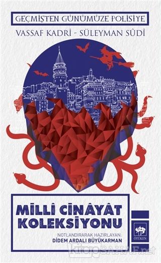 Milli Cinayat Koleksiyonu - Süleyman Sudi   Yeni ve İkinci El Ucuz Kit