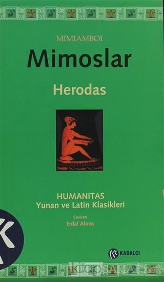 Mimoslar - Herodas | Yeni ve İkinci El Ucuz Kitabın Adresi