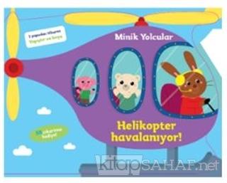 Minik Yolcular - Helikopter Havalanıyor! - Kolektif   Yeni ve İkinci E