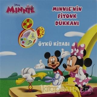 Minnie'nin Fiyonk Dükkanı Öykü Kitabı - Kolektif | Yeni ve İkinci El U