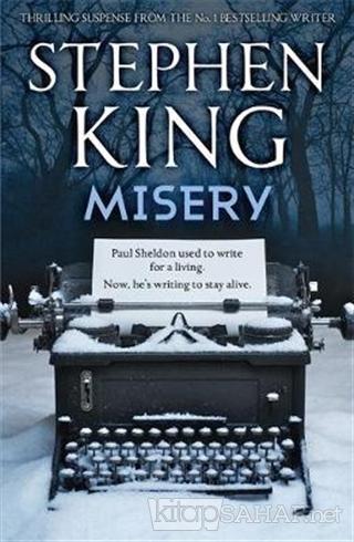 Misery - Stephen King   Yeni ve İkinci El Ucuz Kitabın Adresi