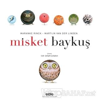 Misket Baykuş - Maranke Rinck | Yeni ve İkinci El Ucuz Kitabın Adresi