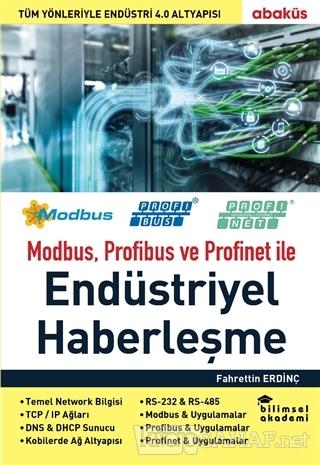 Modbus Profibus ve Profinet ile Endüstriyel Haberleşme - Fahrettin Erd