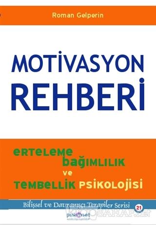 Motivasyon Rehberi - Roman Gelperin | Yeni ve İkinci El Ucuz Kitabın A