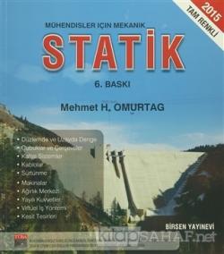 Mühendisler İçin Mekanik Statik - Mehmet H. Omurtag | Yeni ve İkinci E