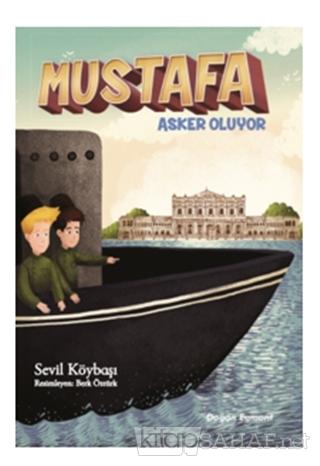 Mustafa Asker Oluyor - Sevil Köybaşı | Yeni ve İkinci El Ucuz Kitabın