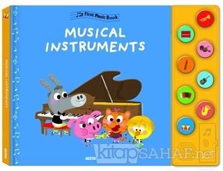 My First Musical Instruments - Kolektif | Yeni ve İkinci El Ucuz Kitab