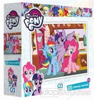 My Little Pony (60 Parça Puzzle) -   Yeni ve İkinci El Ucuz Kitabın Ad