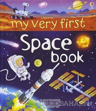 My Very First - Space Book - Emily Bone   Yeni ve İkinci El Ucuz Kitab