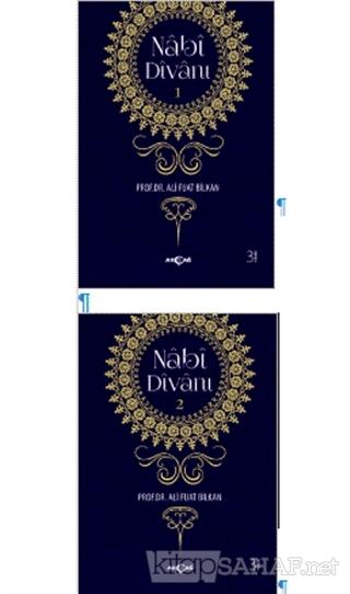 Nabi Divanı (2 Kitap Takım) - Ali Fuat Bilkan- | Yeni ve İkinci El Ucu