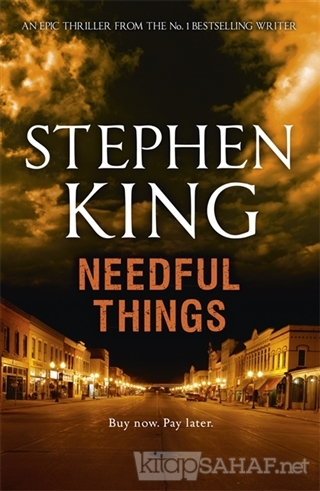 Needful Things - Stephen King | Yeni ve İkinci El Ucuz Kitabın Adresi